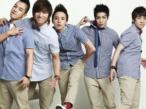 Корейская группа big bang скачать песни