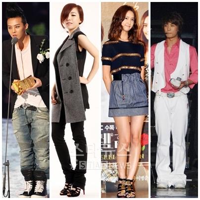 Idol Fashion 2010 Mnet 39 S Best Worst