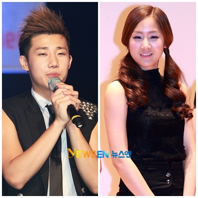infinites sunggyu and sistars soyu are a couple
