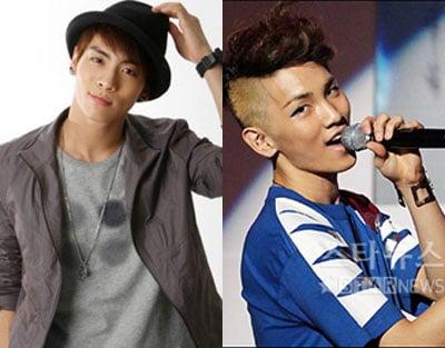 Shinee Jonghyun And Key SHINee's Jonghyun and ...