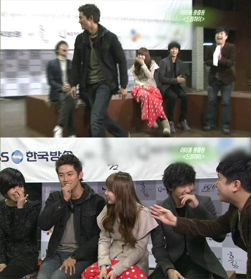 miss A's Suzy causes 2PM's Taecyeon to be jealous
