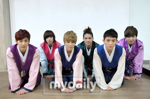 Teen Top Wants To Become World Idols And Shed Their