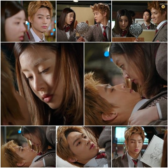 Spoilers: Dream High 2] Hearts flutter between which couple? | allkpop