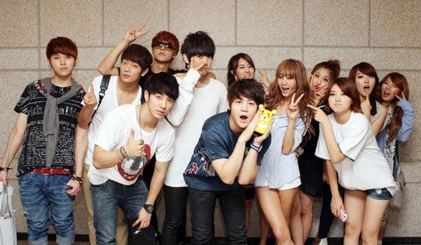 Cube Entertainment Unit Cube Entertainment Reveals Its