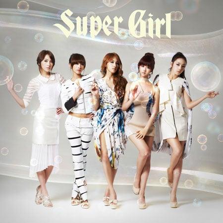 Kara Achieves Triple Platinum Status With Super Girl
