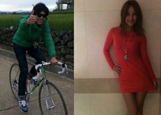 Lee Hyori Dan Lee Sang Soon Lee Hyori And Lee Sang Soon