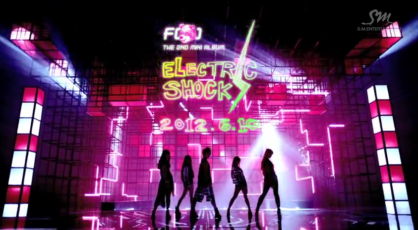F Electric Shock : Mv for f s quot electric shock is finally out allkpop