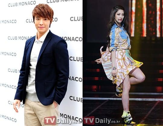 Donghae dating jihyun