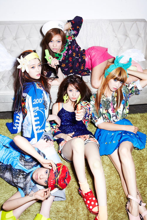 f(x) to finish up 'Electric Shock' promotions and prepare ... F(x) Electric Shock