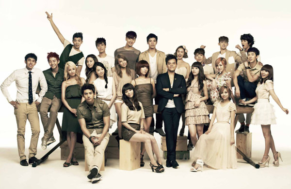 '2012 JYP Nation in Korea' to be held on August 4th ...