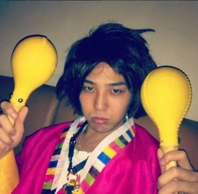 Big-Bang,G-Dragon