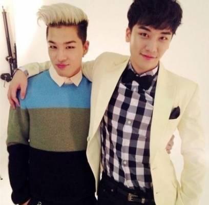 Big-Bang,Taeyang,Seungri