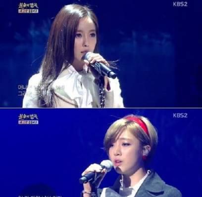 Eunjung,T-ara,Hyomin,Eunjung