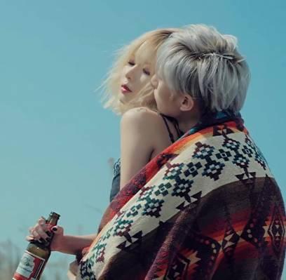 HyunA,Hyunseung,trouble-maker