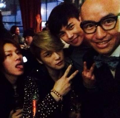 JYJ,Jaejoong,Super-Junior,Heechul
