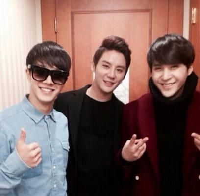 B2ST,Kikwang,Dongwoon,JYJ,Junsu
