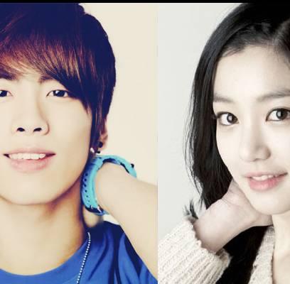 Jonghyun,Kang-Min-Kyung,SHINee,Jonghyun,lee-yu-bi