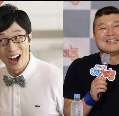 Kang-Ho-Dong,Yoo-Jae-Suk,shin-dong-yup,kim-byung-man,jun-hyun-moo