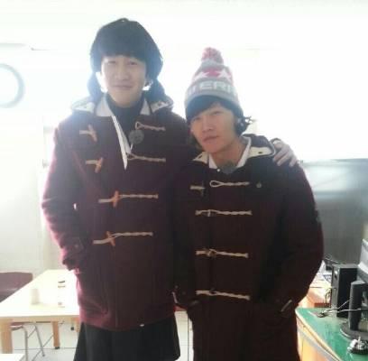 Kim-Jong-Kook,Lee-Kwang-Soo