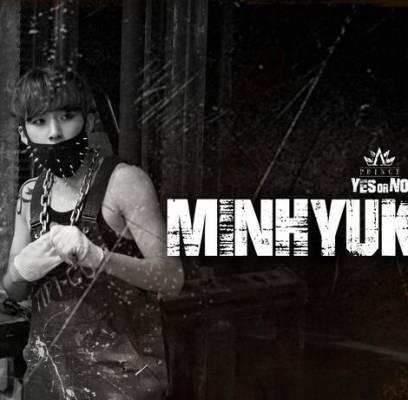 Minhyuk,A-PRINCE