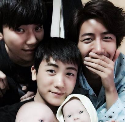 ZEA,Kwanghee,Hyungsik