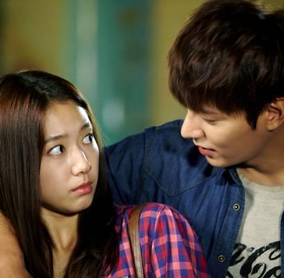 lee min ho and shin hye dating