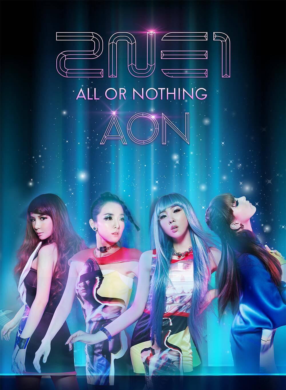 Yg entertainment releases full poster for 2ne1 39 s 39 aon all - 2ne1 come back home wallpaper ...