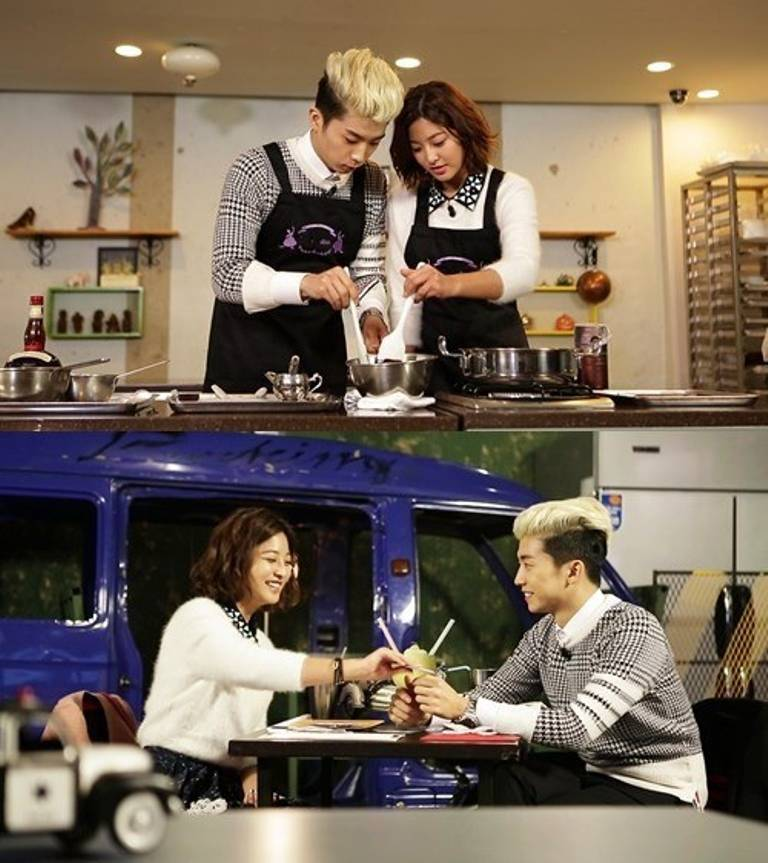 wooyoung and park se young really dating simulator