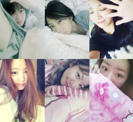 Good Morning Baby In Korean : A pink to celebrate th day since debut with digital