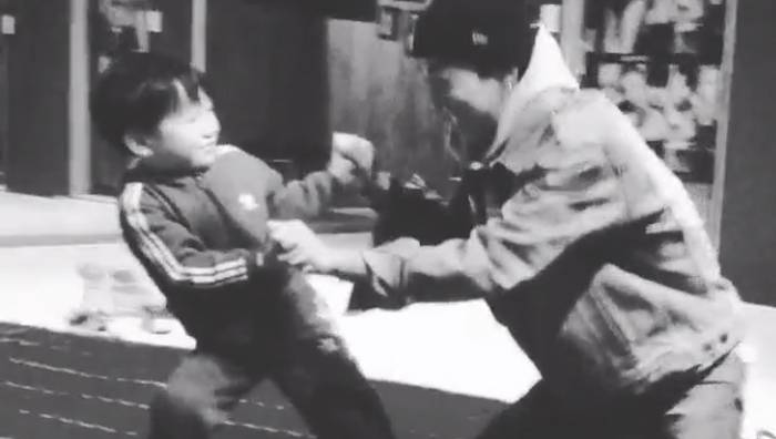 B.A.P's Bang Yong Guk warms hearts with a wrestling match with little kids + extended preview of '1004 (Angel)' aired on KBS World