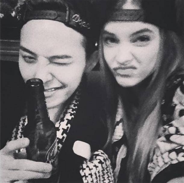 Big Bang's G-Dragon and Taeyang have fun with Barbara ...