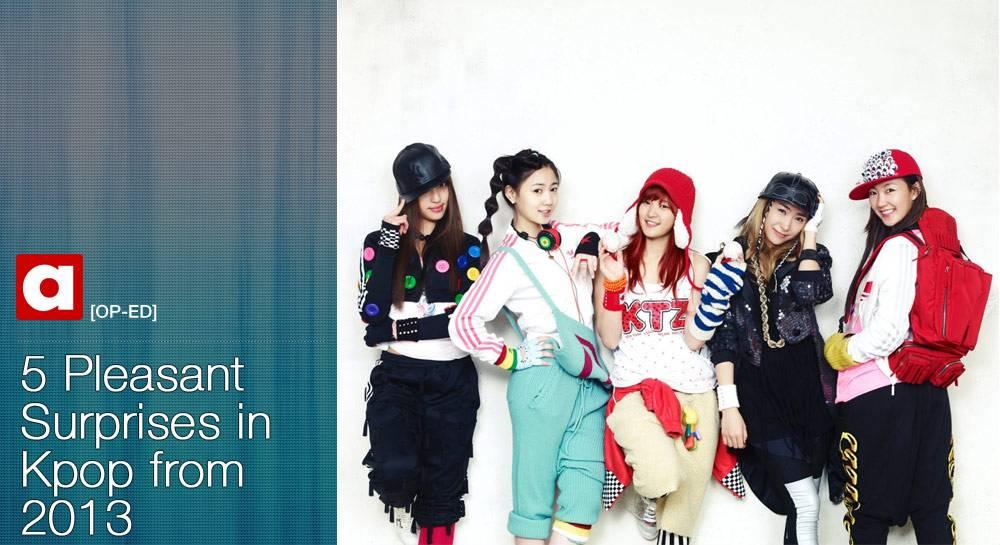 Crayon Pop, Nine Muses, Tiny-G, Wonder Boyz, 5dolls (F-ve Dolls), Lim Chang Jung