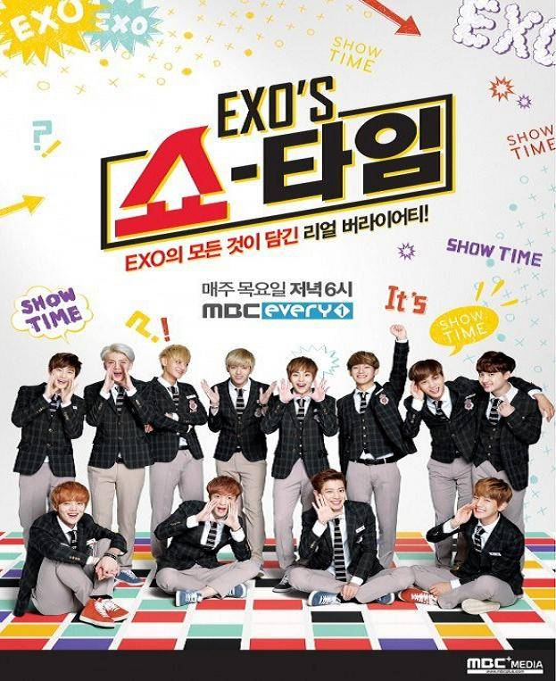 'EXO's Showtime' achieves its highest viewer rating yet especially among women in their teens to forties