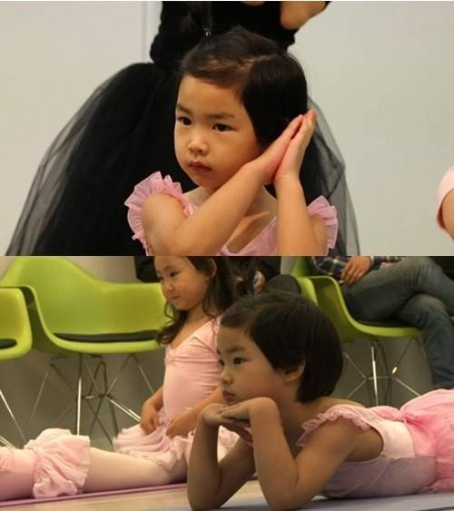 Tablo's daughter Haru gets in touch with her girly side on ...