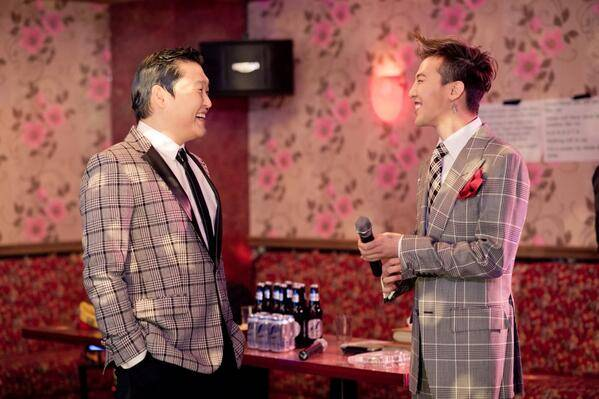 Psy unveils an additional cut of G-Dragon from what may be upcoming MV