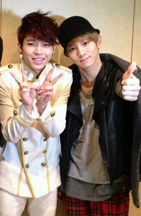 INFINITE,Woohyun,SHINee,Key