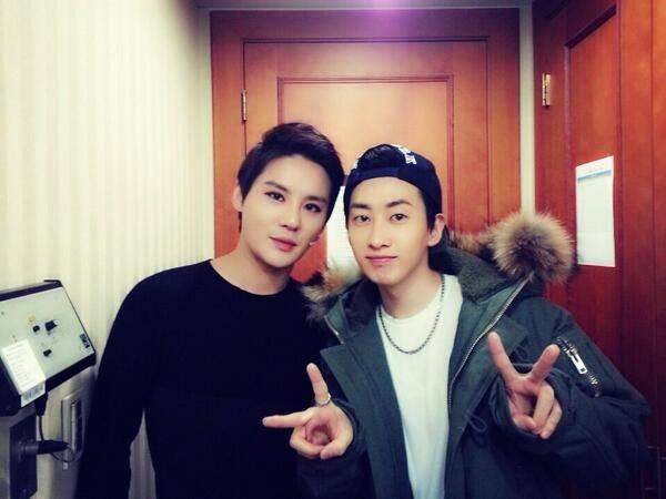 JYJ, Junsu (XIA), Super Junior, Eunhyuk