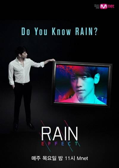 Rain to hold his first domestic concert in four years on the finale of 'Rain Effect'
