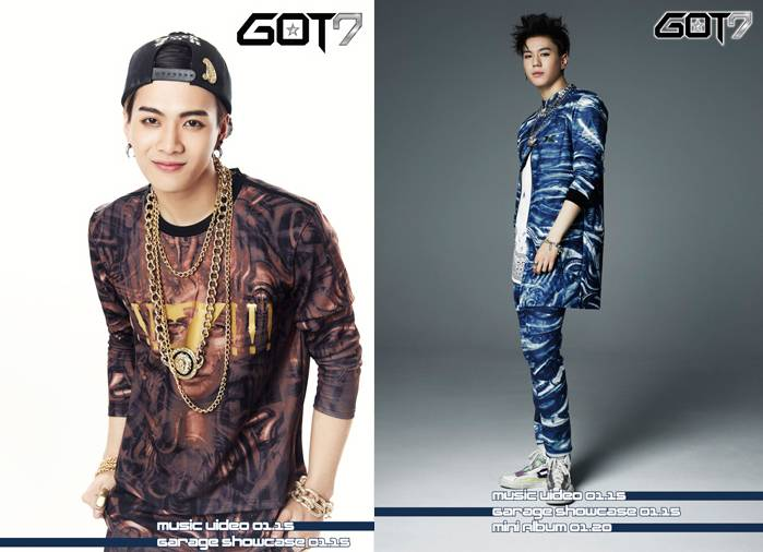 jyp entertainment reveals profiles and statements from got7 u0026 39 s jackson and yugyeom