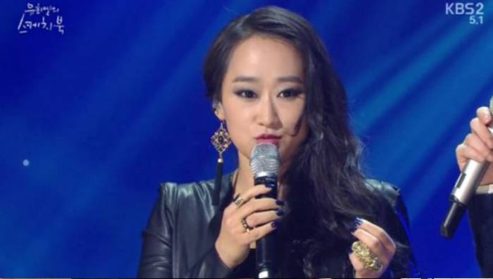 Puer Kim Reveals How She Got Her Stage Name Performs