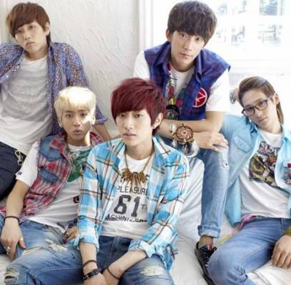 B1A4,Jinyoung,CNU,BAP,Himchan