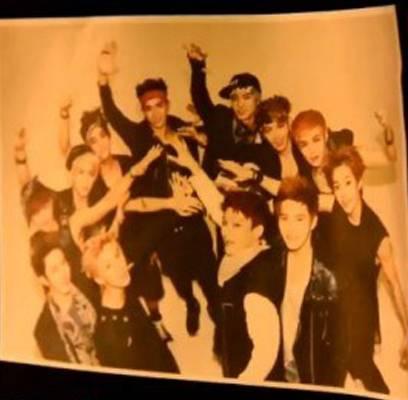 BAP,EXO,TVXQ,Yunho