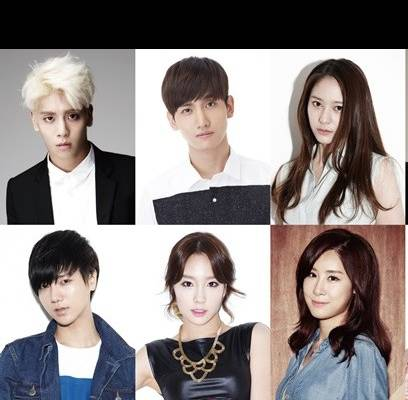 Changmin,Jonghyun,EXO,Chen,fx,Krystal,SHINee,Jonghyun,Girls-Generation,Taeyeon,Super-Junior,Yesung,TVXQ,Changmin,super-junior-m,zhoumi,zhang-li-yin