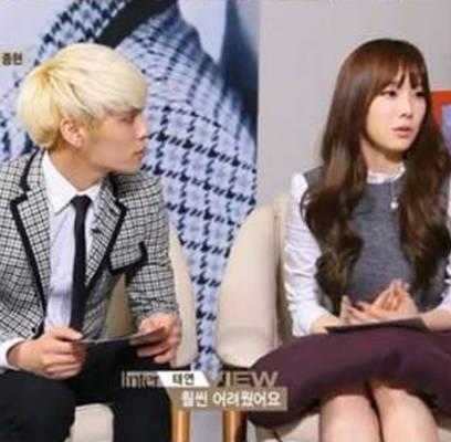 Jonghyun,Jonghyun,Taeyeon