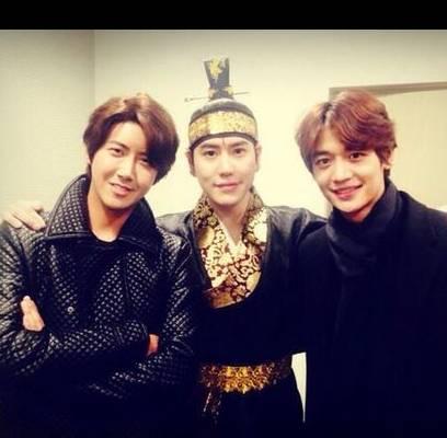 Minho-,SHINee,Super-Junior,Kyuhyun,ZEA,Kwanghee