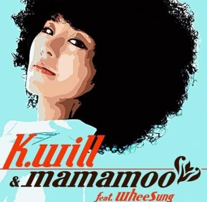 VIXX,N,Hongbin,KWill,wheesung,mamamoo