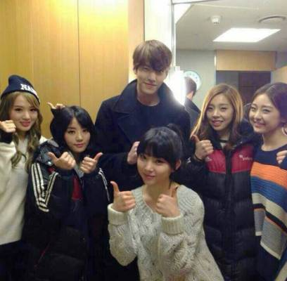 kim-woo-bin,ladies-code,stellar