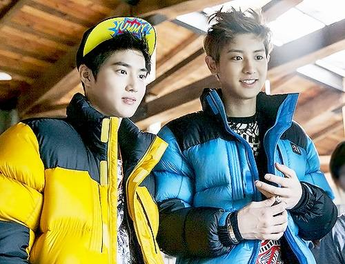EXO, Suho, Chanyeol