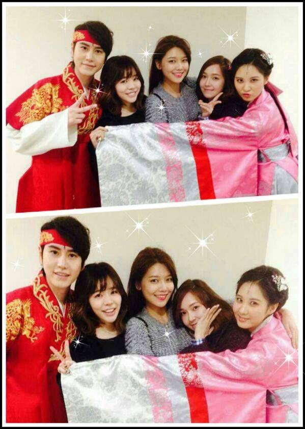 Girls-Generation,Sooyoung,Jessica,Sunny,Seohyun,Super-Junior,Kyuhyun