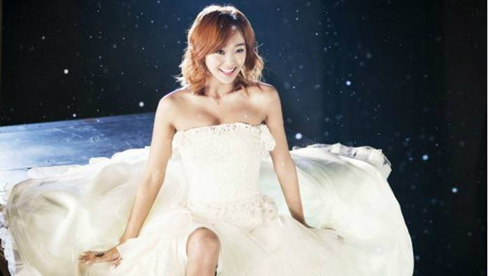 Hyorin sings 'Let It Go' live on the radio | allkpopHyorin 2014